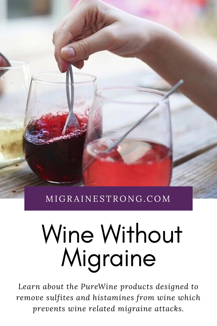 Wine Without Migraine: Try PureWine
