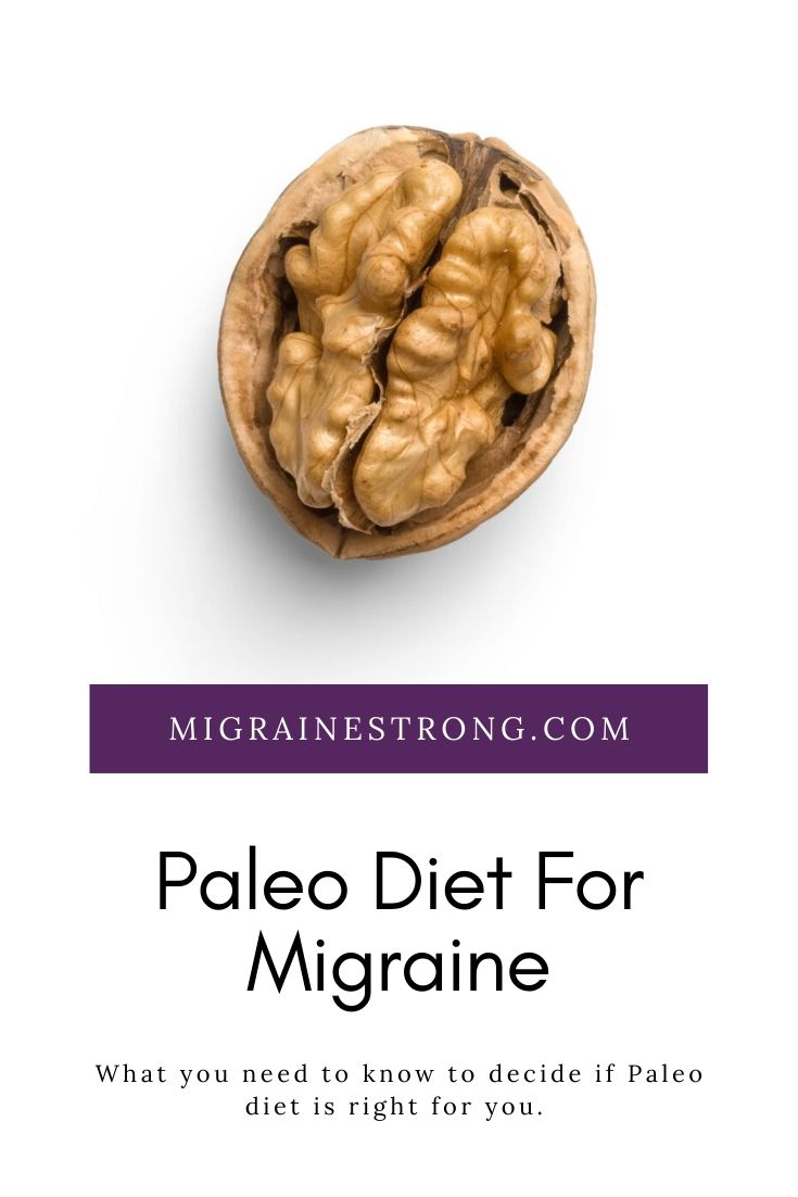Paleo Diet for Migraine- What you Need to Know
