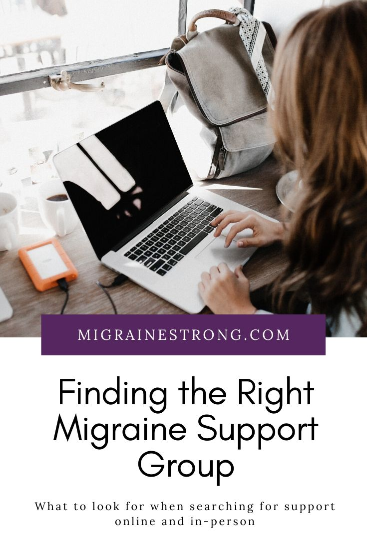 Finding the Right Migraine Support Group