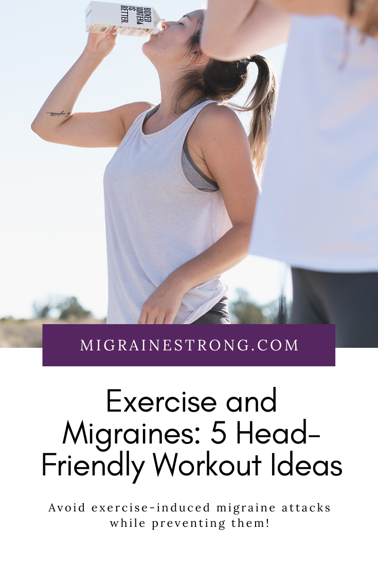 Exercise and Migraines: 5 Head-Friendly Workout Ideas