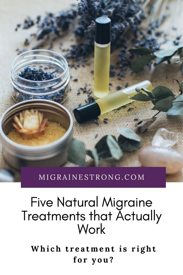 5 Migraine Natural Treatments that Actually Work