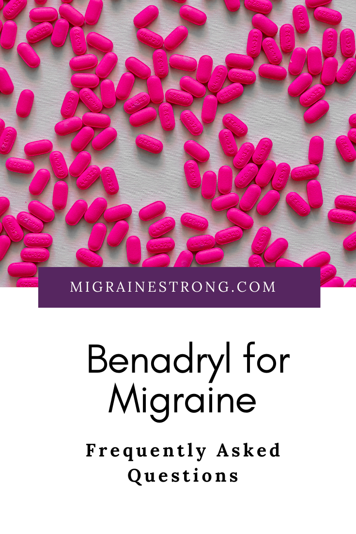 Benadryl for Migraine – 19 Important Questions and Answers You Need to Know