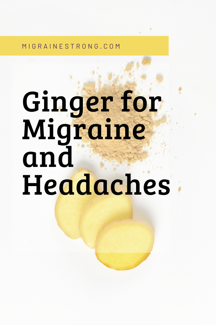 The Gist About Ginger For Migraine Treatment