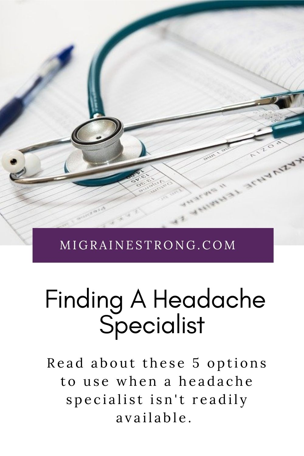 Finding A Headache Specialist Or These 5 Best Options