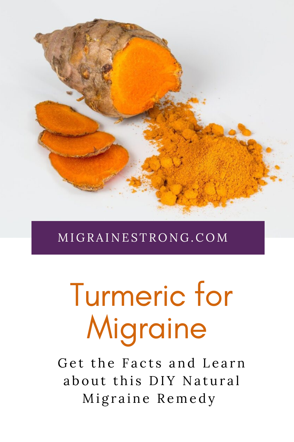 Turmeric for Migraines - Surprising Supplement to Consider