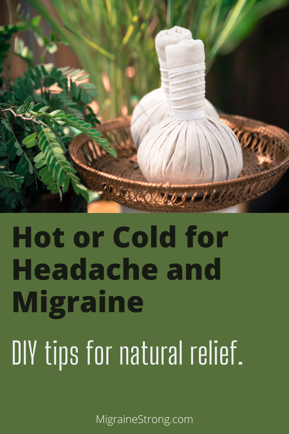 Hot Or Cold For Migraine? What Works Best.
