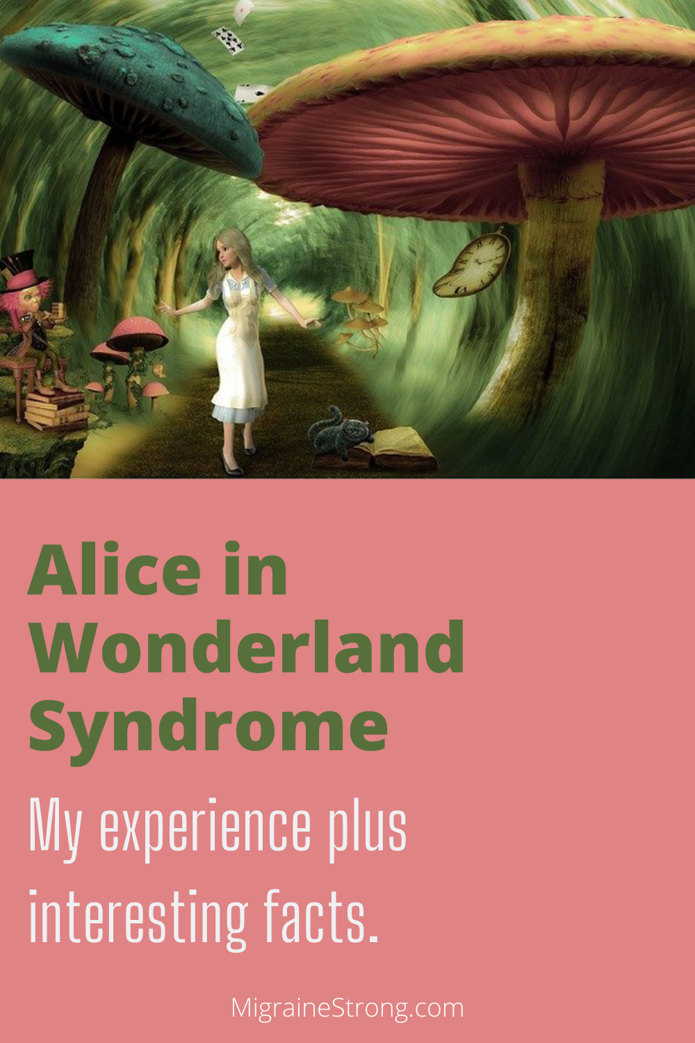 Alice in Wonderland Syndrome - Interesting Facts and My Personal Experience