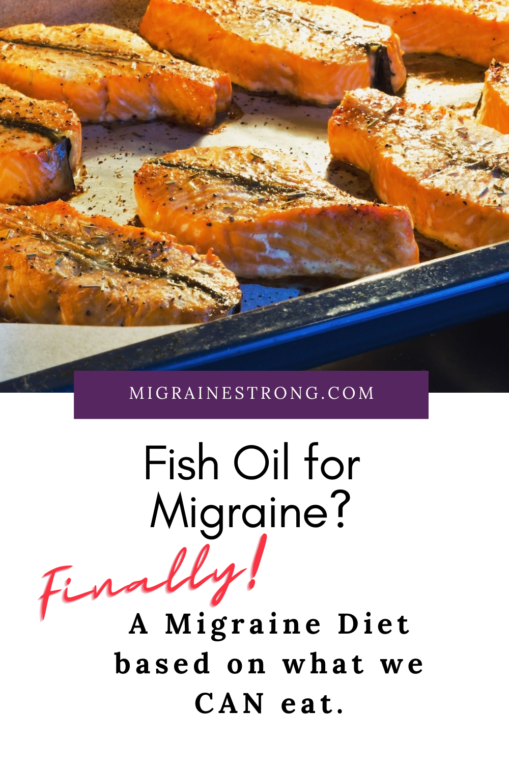 Fish Oil and Migraine-Can it Really Help?
