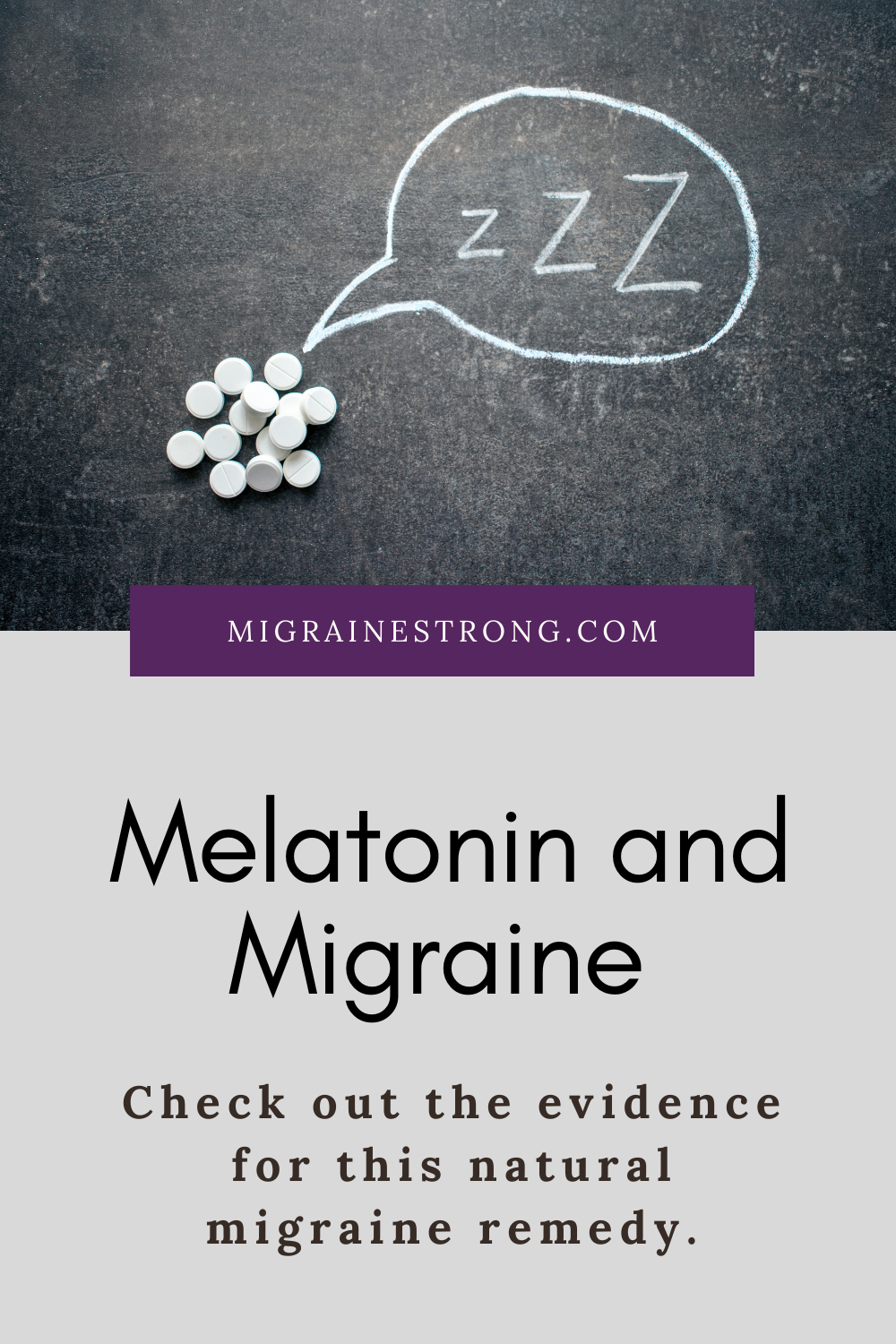 Melatonin for Migraine Relief -Does Science Support It?